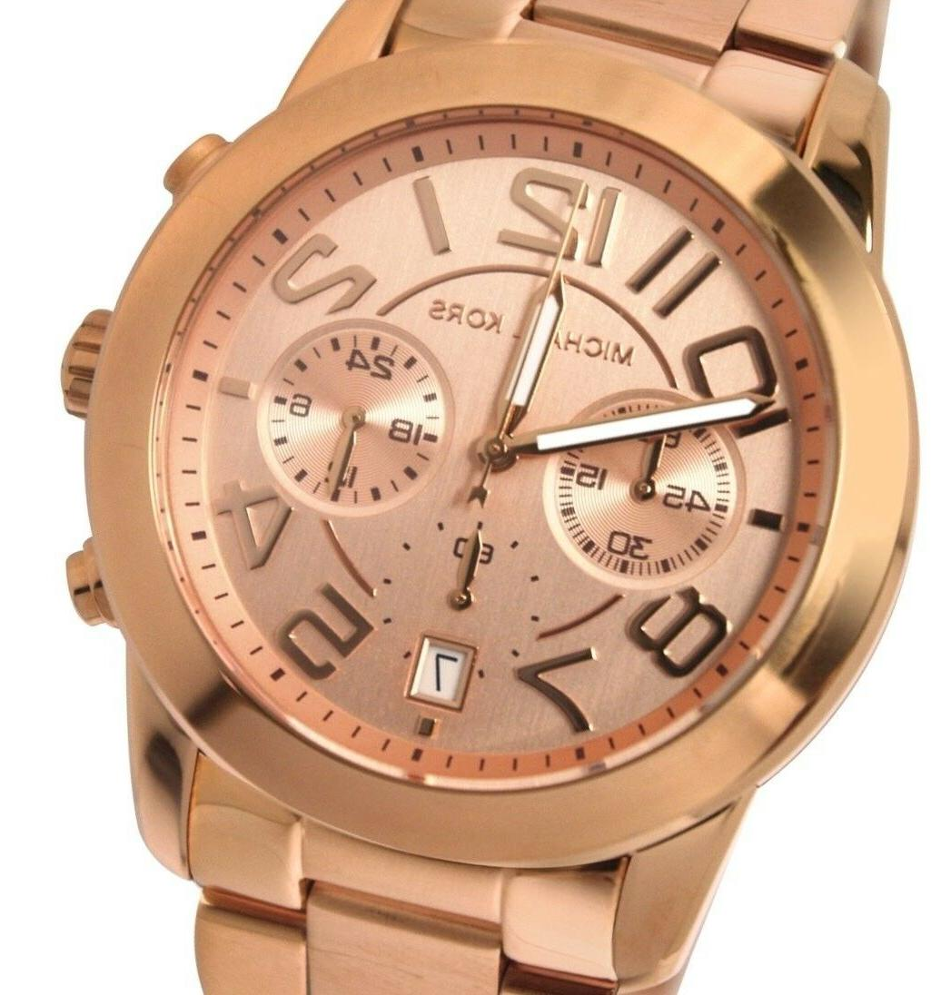 Michael Kors Womens 'Mercer' Chronograph