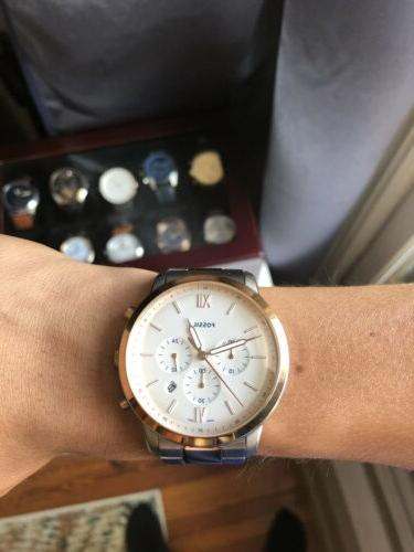Fossil Neutra Stainless Watch