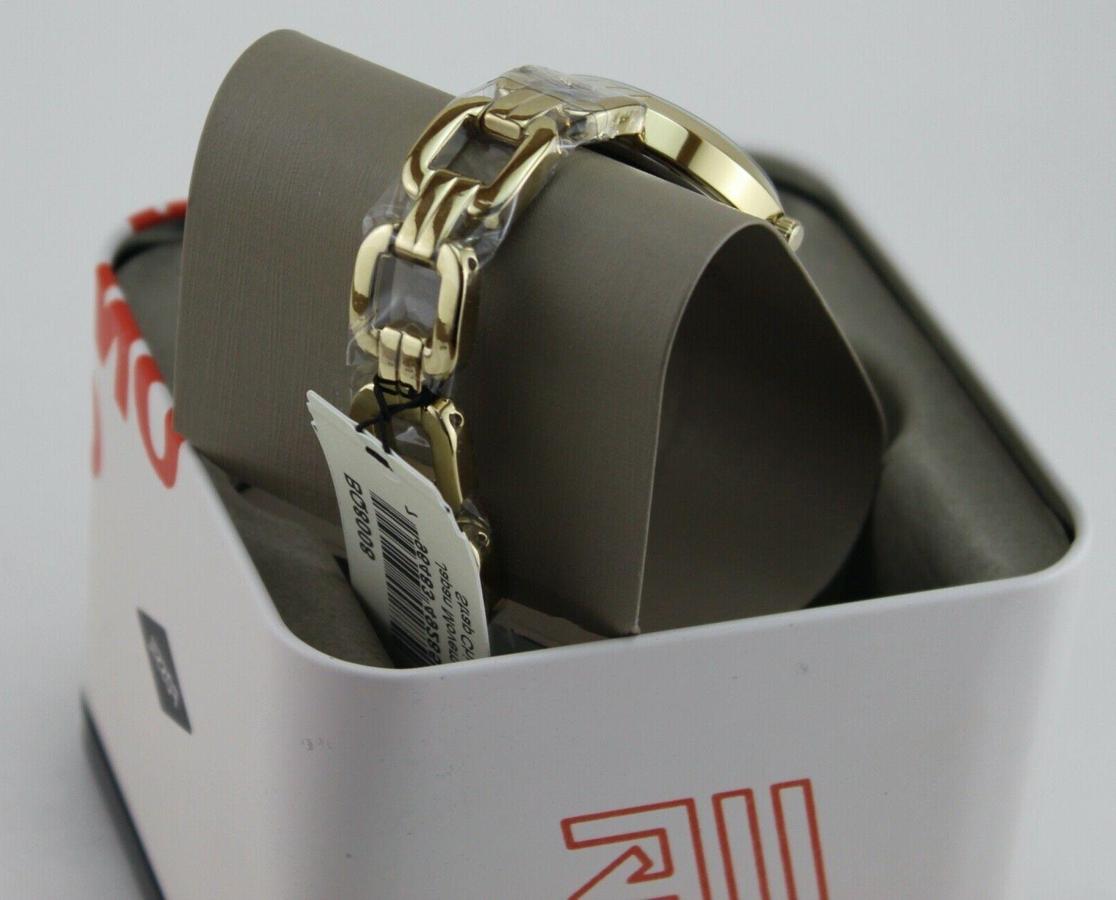 NEW AUTHENTIC GOLD BQ8008 WATCH