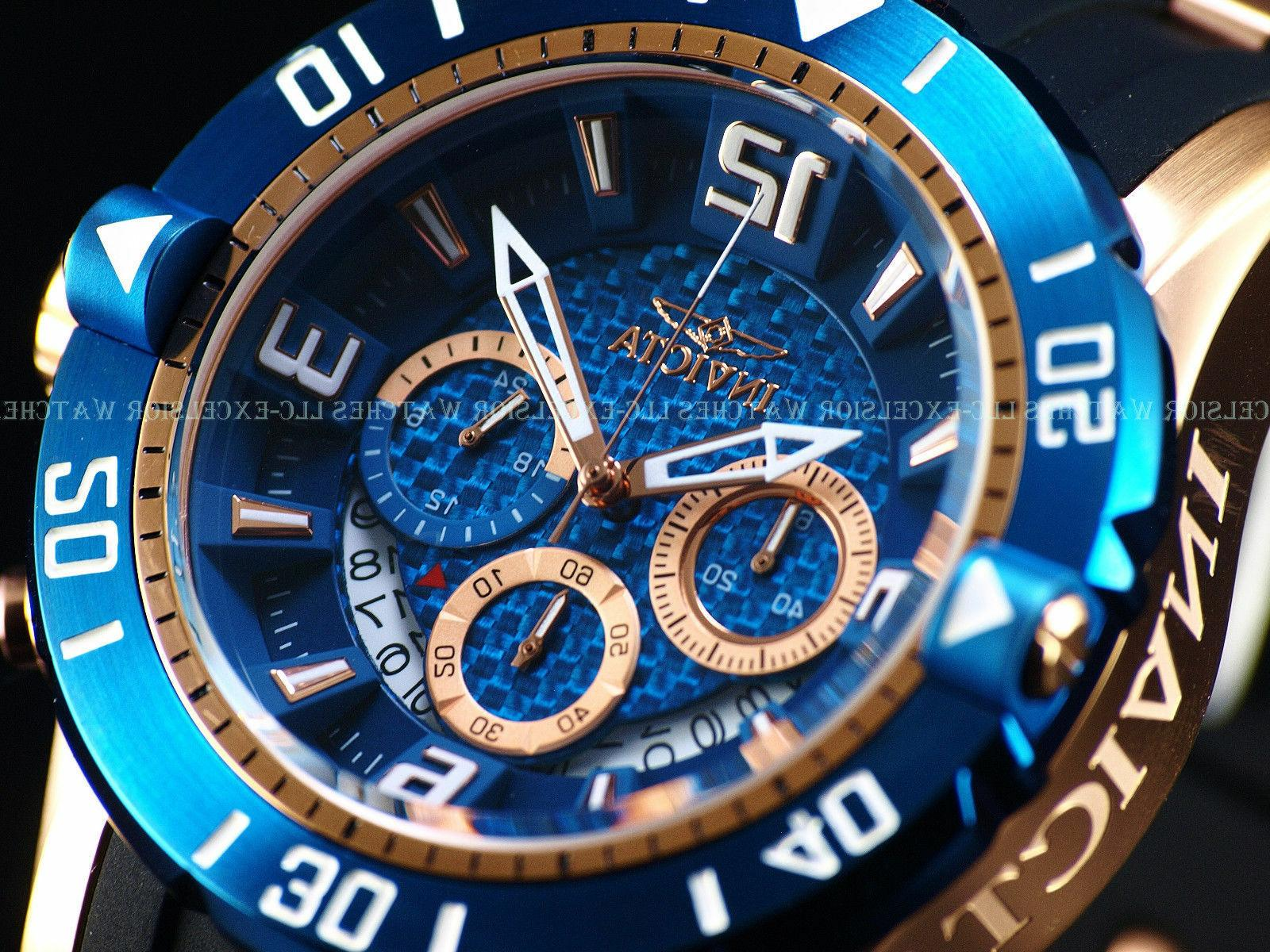 New Pro Diver 18K Rose Watch 23713