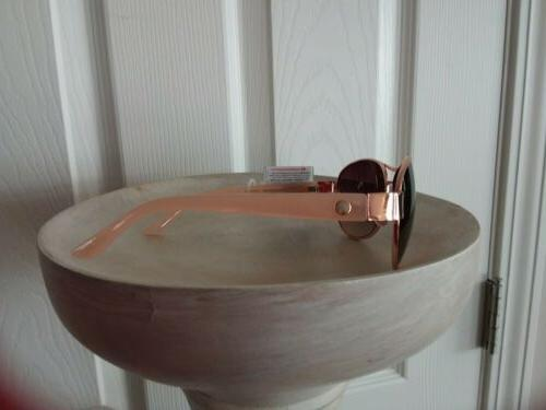 New Women's Juicy Couture rose gold vacation,