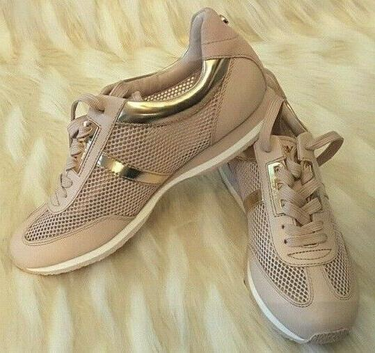 new womens michael kors maggie trainer sneakers