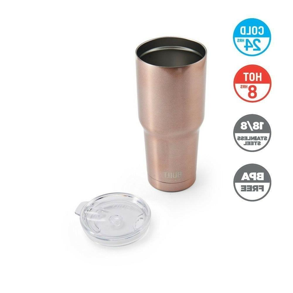 Built Stainless Vacuum Insulated Tumbler 30-Ounce