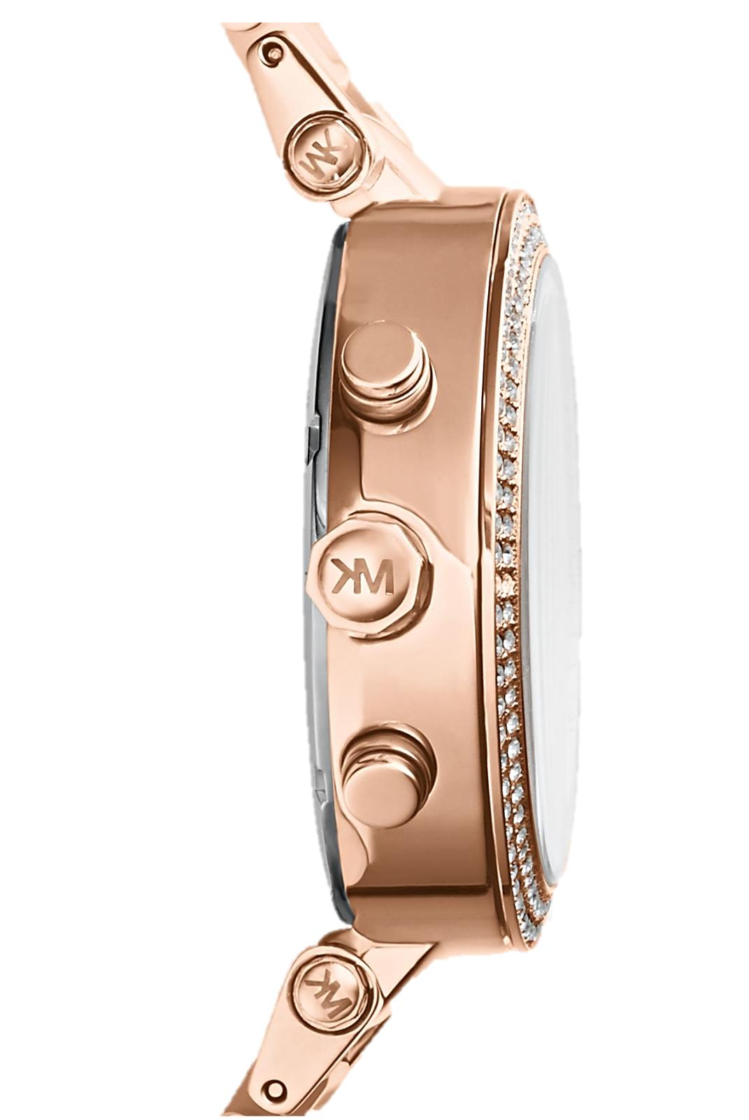 Michael Gold Blush Acetate Women Watch