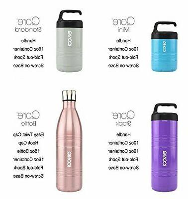 ICONIQ Stainless Steel Insulated Food