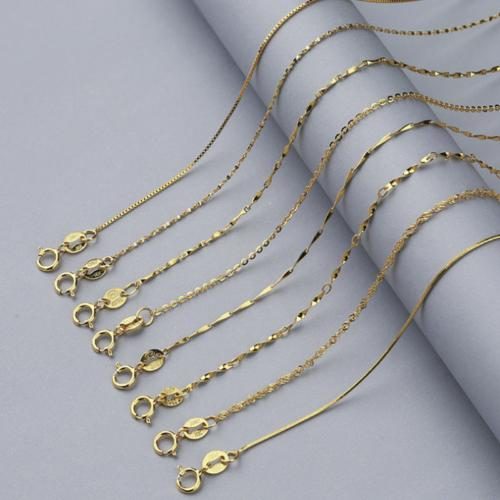 REAL Silver Chain SOLID SILVER .925 Jewelry Italy