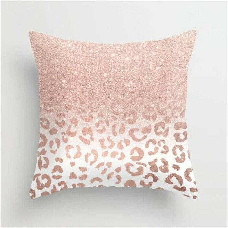 Marble Throw Cushion Covers Home