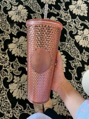 Starbucks Rose Tumbler 2019 Radiant Iridescent | 24oz
