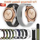 For Samsung Galaxy Watch Silicon Wrist Strap WristBand Brace