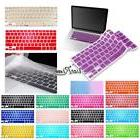 Silicone Keyboard Protector Skin Cover For MacBook Air/Pro/r