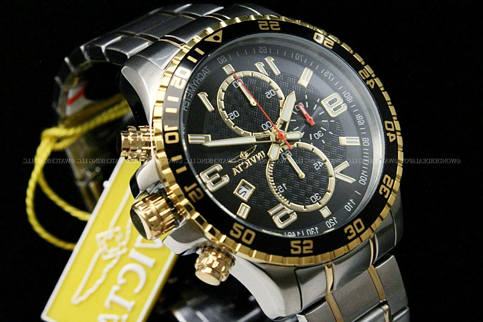 Invicta Specialty Gold Plated Watch