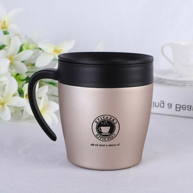 Stainless Mug Cup Insulated Double Wall With
