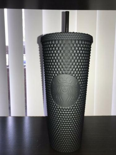 Starbucks Studded Black & Rose Gold tumblers Collection BNWT