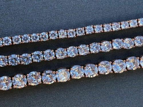 Over SOLID Silver Diamond ICY