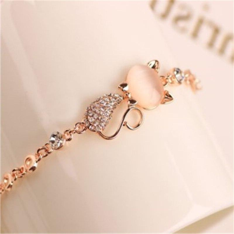 Trendy Jewelry Cute <font><b>Bracelets</b></font> Charms Bangle for Jewelry Gifts