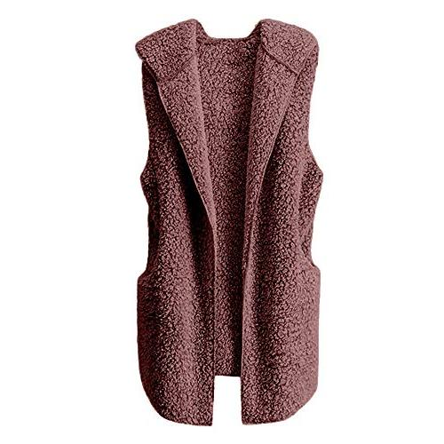 women coat godathe womens vest winter warm