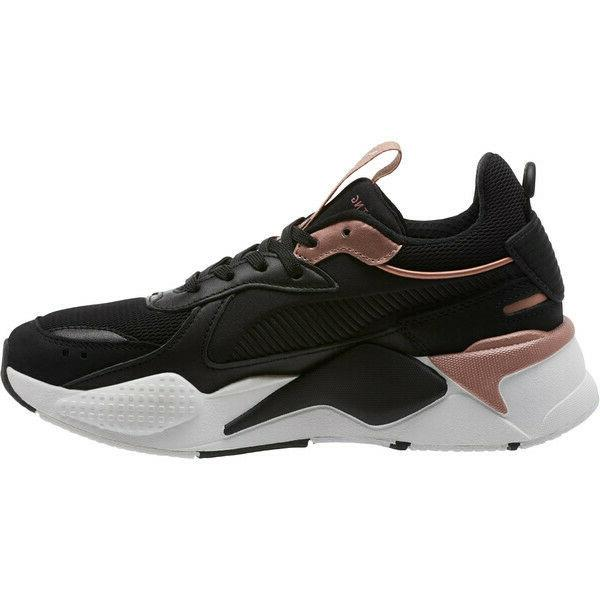 Women's RS-X Black/Rose