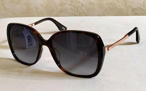 Women Marc Jacobs Sunglasses 304/S Havana Brown/Rose Gold 56