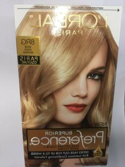 L'Oreal Superior Preference Paris Couture Hair Color ROSE GO