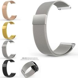 Magnetic Band Milanese Stainless Steel For Samsung Gear S3 F