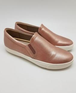 Naturalizer Marianne Slip-On Fashion Sneakers Rose Gold Wome