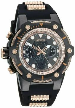 Invicta Marvel Black Panther 26922 Men's Rose Gold Limited C