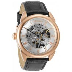 Invicta Men's Watch Specialty Mechanical Rose Gold Tone Case