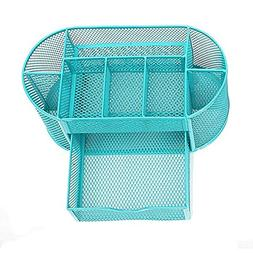 Wewin Metal Penalty Organizer Mesh Desk Organizer Table 9 Ce