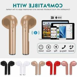 Mini Bluetooth Headphone Earbuds In-Ear Sports Stereo Wirele