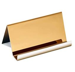 NIPOLE High-end Business Card Holder Stainless Steel Mirror