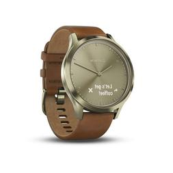 NEW! Garmin 010-01850-15 vívomove HR, Hybrid Smartwatch for