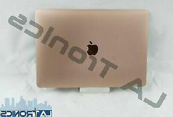 """New Apple Macbook Air 13"""" A1932 Late 2018 2019 Rose Gold LCD"""