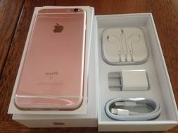 NEW Rose Gold iPhone 6S 16GB Factory UNLOCKED TMobile AT&T S