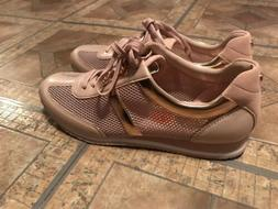 New Michael Kors Women's Maggie Trainer Fashion Sneakers Opt