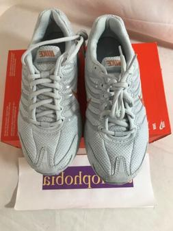New Womens Nike Air Max Torch 4 Size 10 Grey Rose Gold Runni
