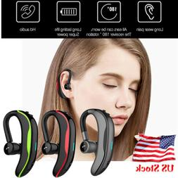 Noise Cancelling Bluetooth Headset Earphone Earbud For Samsu