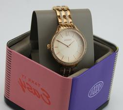 nwt suitor bq3116 rose gold tone stainless