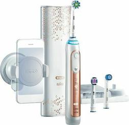 oral b genius 8000 rechargeable battery electric