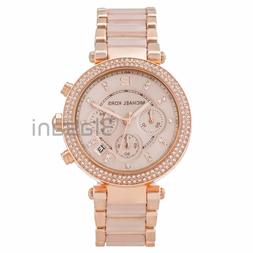 Michael Kors Original MK5896 Women's Parker Rose Gold Blush