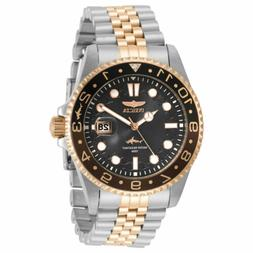 Invicta Pro Diver Quartz Black Dial Two-tone Men's Watch 306