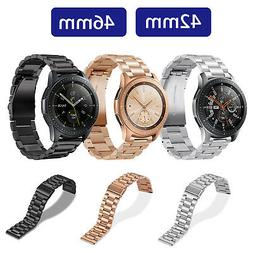 Replacement Stainless Steel Watch Band Strap For Samsung Gal