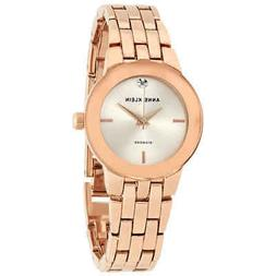 Anne Klein Rose Dial Ladies Watch 1930RGRG