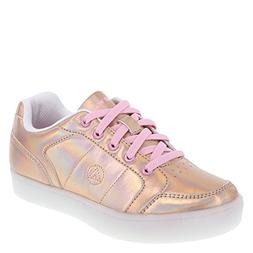 Airwalk Kid's Rose Gold Kids' Jazz Low-Top Light-Up Sneaker