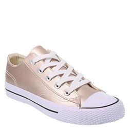 Airwalk Rose Gold Smooth Women's Legacee Sneaker 12 Regular
