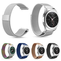 For Samsung Galaxy Watch 42mm SM-R810 Stainless Steel Metal