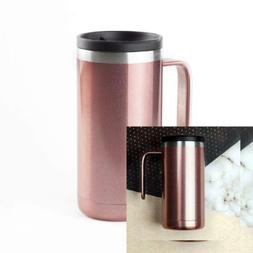 ICONIQ Stainless Steel Vacuum Insulated Tumbler Mug with 20