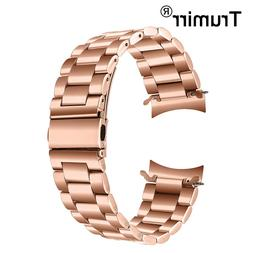 Trumirr Stainless Steel Watchband + Metal Clips for <font><b