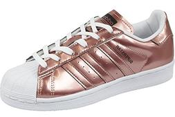 adidas - Superstar - CG3680 - Color: Brown-Pink - Size: 7.5