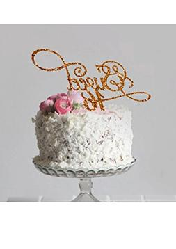 Sweet 16 Cake Topper Happy Birthday Cake Topper Sweet Sixtee