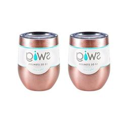 Occasionally Made SWIG 12oz Wine Tumbler TWO Pack